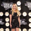 Britney Spears arrives at the 2011 MTV Video Music Awards at Nokia Theatre L.A. LIVE in Los Angeles on August 28, 2011 