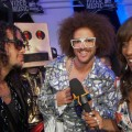 LMFAO Goes Superhero Chic For The 2011 MTV Video Music Awards