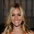 Kristin Cavallari attends Mercedes-Benz Fashion Week Swim at The Raleigh, Miami Beach, on July 14, 2011