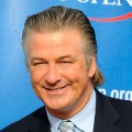 Alec Baldwin attends the 2011 US Open opening night ceremony at the USTA Billie Jean King National Tennis Center, NYC, Aug. 29, 2011