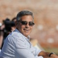 George Clooney is spotted during the 68th Venice Film Festival in Venice, Italy on August 30, 2011