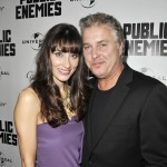 William Petersen and his wife Gina Cirone arrive at the premiere of &#8220;Public Enemies&#8221; at the AMC Theater in Chicago on June 18, 2009