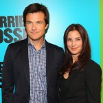 "Jason Bateman and Amanda Anka arrive at the Australian premiere of ""Horrible Bosses,"" Melbourne, Australia, August 14, 2011"