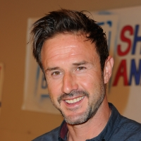 David Arquette attends the WWE and The Creative Coallition's Rally to support the 'be a star' Anti-Bullying Alliance, Los Angeles, on August 12, 2011