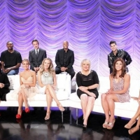 The cast of Season 13 of &#8220;Dancing with the Stars&#8221; (minus Carson Kressley, who was in New York), Aug. 29, 2011