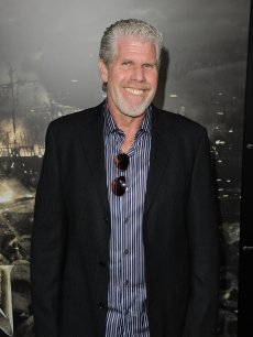 Ron Perlman attends the world premiere of &#8220;Conan the Barbarian,&#8221; held at Regal Cinemas L.A. Live, Los Angeles, on August 11, 2011