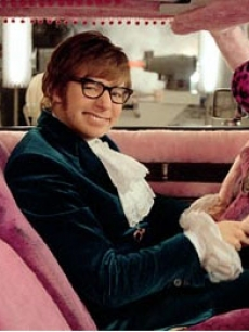 Mike Myers as Austin Powers in 2002's 'Austin Powers in Goldmember'