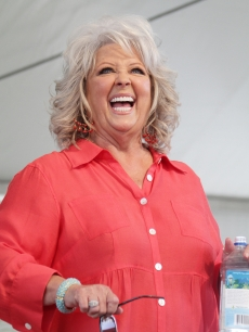 Paula Deen attends the Whole Foods Market Grand Tasting Village during the 2011 South Beach Wine and Food Festival in Miami Beach, Florida on February 27, 2011