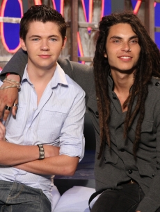 'The Glee Project's' winners Samuel Larsen and Damian McGinty