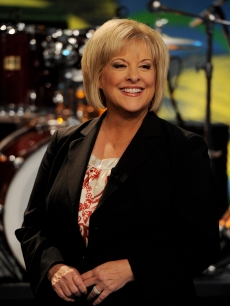"Nancy Grace appears on ""The Tonight Show with Jay Leno,"" Burbank, July 15, 2011"