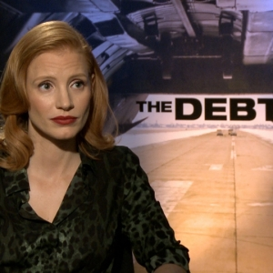 Access Extended: Jessica Chastain Talks 'The Debt'