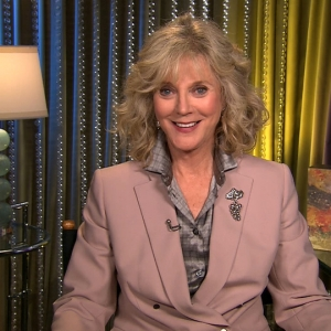 Access Hollywood Live: Blythe Danner On Her Grandma Nickname &amp; Strengthening Her Bones