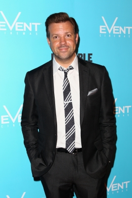 "Jason Sudeikis attends the Sydney premiere of ""Horrible Bosses"" in Sydney, Australia, on Aug. 16, 2011"