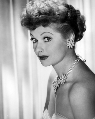 Lucille Ball, circa 1958