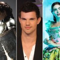 "Kristen Stewart in ""Snow White and the Huntsman"" / Taylor Lautner / Lily Collins in ""The Brothers Grimm: Snow White"""
