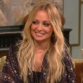 Nicole Richie stops by Access Hollywood Live on September 7, 2011