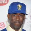 Shawn Stockman of Boyz ll Men attends the 137th Kentucky Derby at Churchill Downs inin Louisville, Kentucky, on May 7, 2011