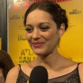 Is Marion Cotillard A Germaphobe?