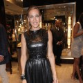 Sarah Jessica Parker attends the Fred Leighton Boutique in NYC on September 8, 2011 