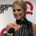 Heidi Klum Talks 'Project Runway' Season 9 Finale & Her New QVC Wild Life Fashion Line