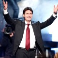 Charlie Sheen speaks onstage at Comedy Central&#8217;s Roast of Charlie Sheen held at Sony Studios in Los Angeles on September 10, 2011 