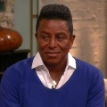 Jermaine Jackson chats with Access Hollywood's Billy Bush about his new book, 'You Are Not Alone: Michael, Through a Brother's Eyes' in Los Angeles in September 2011