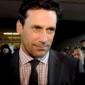 2011 Toronto Film Festival: John Hamm Hits The 'Friends With Kids' Premiere