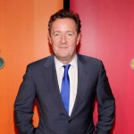 Piers Morgan attends the 2011 NBC Upfronts at the Hilton Hotel, New York City, May 16, 2011