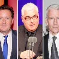 Piers Morgan, Mitch Winehouse, Anderson Cooper