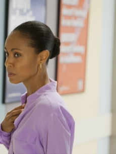 "Jada Pinkett Smith in ""HawthoRNe"""