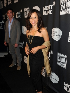 Rosie Perez attends Montblanc presents 24 Hour Plays LA at Pier 59 Studios on June 18, 2011 in Santa Monica