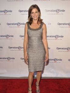 Natalie Morales attends Operation Smile as they honor Santo Versace at The 2011 Smile Event at Cipriani, Wall Street on May 5, 2011 in New York City