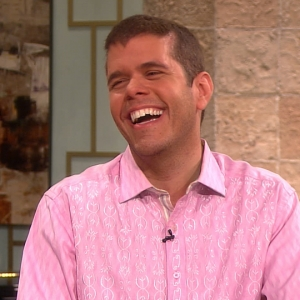 Access Hollywood Live: Perez Hilton Shares His Tale Of &#8216;The Boy With The Pink Hair&#8217;
