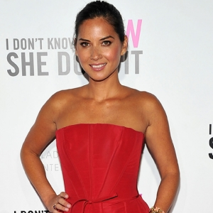 Olivia Munn Is Ecstatic At The 'I Don't Know How She Does It' Premiere