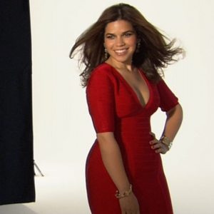 15 Latinas We Love: America Ferrera Is Red Hot