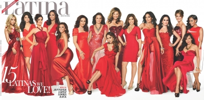 Latina Magazine's 15 Latinas We Love