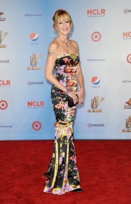 Melanie Griffith arrives at the 2011 NCLR ALMA Awards held at Santa Monica Civic Auditorium in Santa Monica, Calif., on September 10, 2011