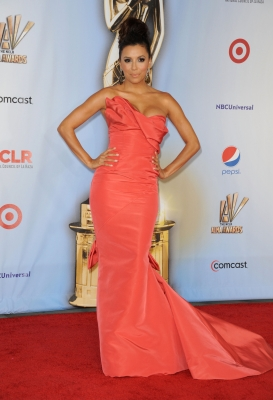 Eva Longoria arrives at the 2011 NCLR ALMA Awards held at Santa Monica Civic Auditorium in Santa Monica, Calif., on September 10, 2011