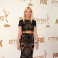 Gwyneth Paltrow sports a daring gown at the 63rd Annual Primetime Emmy Awards held at Nokia Theatre L.A. LIVE on September 18, 2011 in Los Angeles