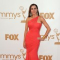 A smoldering Sofia Vergara arrives at the 63rd Annual Primetime Emmy Awards held at Nokia Theatre L.A. LIVE in Los Angeles on September 18, 2011