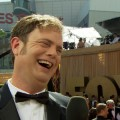 2011 Emmy Awards Red Carpet: Has Rainn Wilson Officially Mastered Twitter?