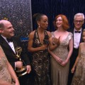 2011 Emmy Awards Backstage: &#8216;Mad Men&#8217; Wins Four Years In A Row