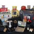 The items available inside the HP TouchSmart Emmy Gift Lounge
