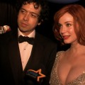 Christina Hendricks Talks &#8216;Mad Men&#8217; Season 5 &amp; Geoffrey Arend Talks &#8216;Body Of Proof&#8217;