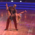 "Ron Artest and Peta Murgatroyd compete on Season 13, Episode 1 of ""Dancing with the Stars"""