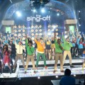 The groups perform on the season premiere of &#8216;The Sing-Off&#8217; Season 3