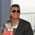 Jermaine Jackson promotes his memoir about late brother Michael Jackson, 'You Are Not Alone,' as he visits The Empire State Building in NYC on September 20, 2011