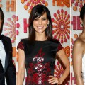 2011 HBO Emmys Party: Perrey Reeves, Emmanuelle Chriqui &amp; Mark Wahlberg Talk The End Of &#8216;Entourage&#8217;