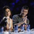 "Paula Abdul and Simon Cowell take part in the auditions for ""The X Factor"""