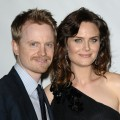 David Hornsby and Emily Deschanel attend the Humane Society's 25th annual Genesis Awards at the Hyatt Regency Century Plaza in Century City, Calif. on March 19, 2011